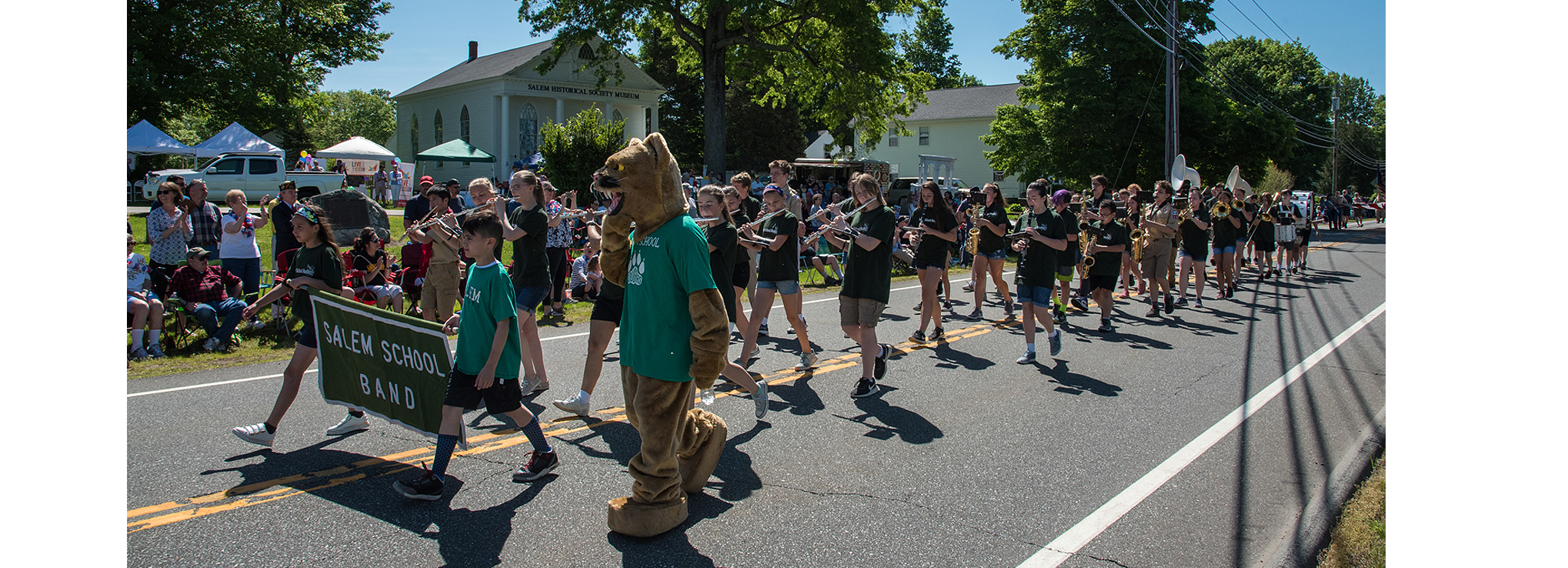 Salem School Marching Band