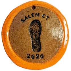 2020 Find Your Footprint Medallion