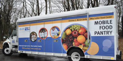 United Way Mobile Food Pantry Truck