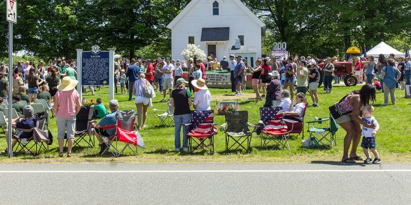 2019 Memorial Day Parade/Bicentennial Parade and Event