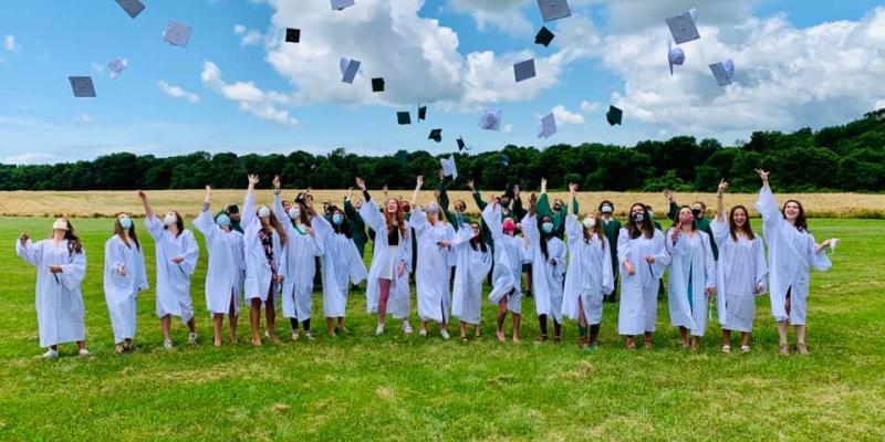 Congratulations to the Salem School Graduating Class of 2020!